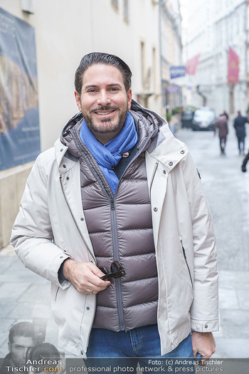 Spaziergang mit Clemens Unterreiner - Wien - Di 02.02.2021 - Clemens UNTERREINER (Portrait)8