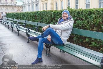 Spaziergang mit Clemens Unterreiner - Wien - Di 02.02.2021 - Clemens UNTERREINER24