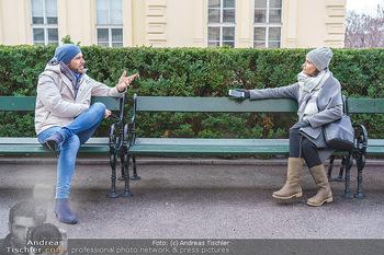 Spaziergang mit Clemens Unterreiner - Wien - Di 02.02.2021 - Clemens UNTERREINER interviewt von Romina COLERUS26