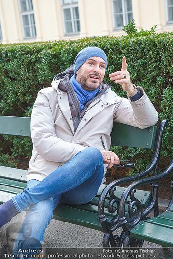 Spaziergang mit Clemens Unterreiner - Wien - Di 02.02.2021 - Clemens UNTERREINER27