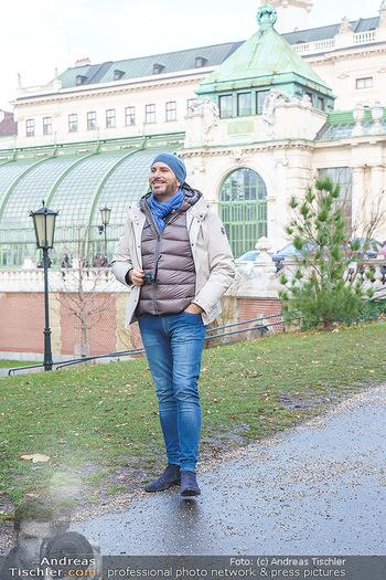 Spaziergang mit Clemens Unterreiner - Wien - Di 02.02.2021 - Clemens UNTERREINER (Spaziergang im Burggarten)28