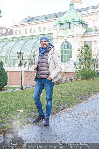 Spaziergang mit Clemens Unterreiner - Wien - Di 02.02.2021 - Clemens UNTERREINER (Spaziergang im Burggarten)29