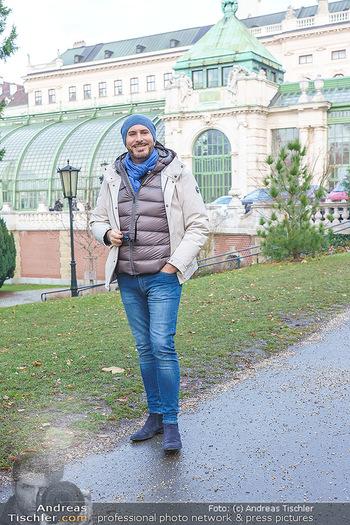 Spaziergang mit Clemens Unterreiner - Wien - Di 02.02.2021 - Clemens UNTERREINER (Spaziergang im Burggarten)30