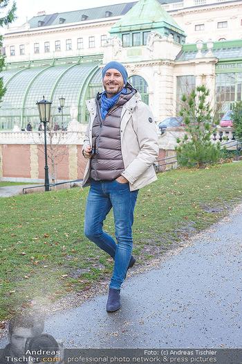 Spaziergang mit Clemens Unterreiner - Wien - Di 02.02.2021 - Clemens UNTERREINER (Spaziergang im Burggarten)31