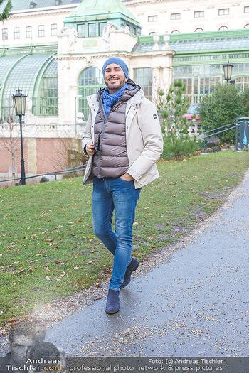 Spaziergang mit Clemens Unterreiner - Wien - Di 02.02.2021 - Clemens UNTERREINER (Spaziergang im Burggarten)32