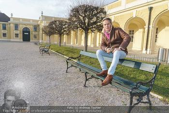 Spaziergang mit Alfons Haider - Wien - Di 02.02.2021 - Alfons HAIDER in Schönbrunn1