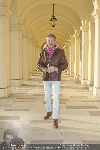 Spaziergang mit Alfons Haider - Wien - Di 02.02.2021 - Alfons HAIDER8