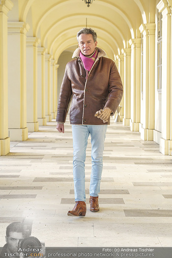 Spaziergang mit Alfons Haider - Wien - Di 02.02.2021 - Alfons HAIDER10