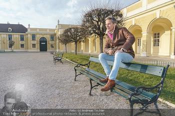 Spaziergang mit Alfons Haider - Wien - Di 02.02.2021 - Alfons HAIDER in Schönbrunn17
