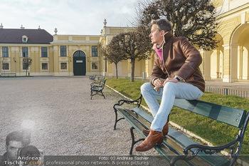 Spaziergang mit Alfons Haider - Wien - Di 02.02.2021 - Alfons HAIDER in Schönbrunn18