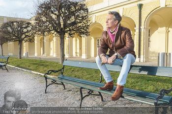 Spaziergang mit Alfons Haider - Wien - Di 02.02.2021 - Alfons HAIDER in Schönbrunn19
