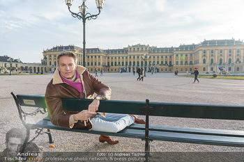 Spaziergang mit Alfons Haider - Wien - Di 02.02.2021 - Alfons HAIDER in Schönbrunn20