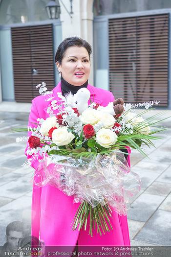 Anna Netrebko bei den Lipizzanern - Spanische Hofreitschule - Stallburg Wien - Di 02.02.2021 - Anna NETREBKO59