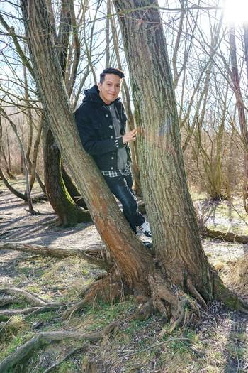 Spaziergang mit Vincent Bueno - Wienerberg, Wien - Do 04.02.2021 - Vincent BUENO8