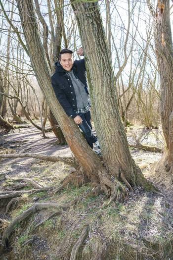 Spaziergang mit Vincent Bueno - Wienerberg, Wien - Do 04.02.2021 - Vincent BUENO10