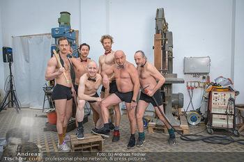 Fotoshooting zu Ladies Night - Kunsthalle Berndorf, NÖ - Di 09.02.2021 - Gruppenfoto (FÄLBL, BERMOSER, HÖFNER, KOLAR, LOIDL, MORITZ)1