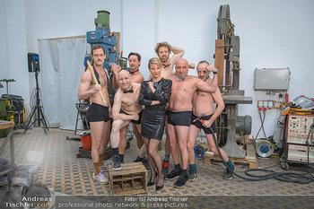 Fotoshooting zu Ladies Night - Kunsthalle Berndorf, NÖ - Di 09.02.2021 - Gruppenfoto (SPRENGER, FÄLBL, BERMOSER, HÖFNER, KOLAR, LOIDL, 50