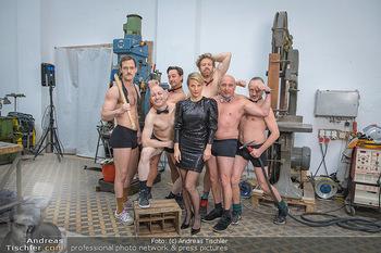 Fotoshooting zu Ladies Night - Kunsthalle Berndorf, NÖ - Di 09.02.2021 - Gruppenfoto (SPRENGER, FÄLBL, BERMOSER, HÖFNER, KOLAR, LOIDL, 51