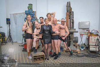 Fotoshooting zu Ladies Night - Kunsthalle Berndorf, NÖ - Di 09.02.2021 - Gruppenfoto (SPRENGER, FÄLBL, BERMOSER, HÖFNER, KOLAR, LOIDL, 52