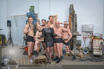 Fotoshooting zu Ladies Night - Kunsthalle Berndorf, NÖ - Di 09.02.2021 - Gruppenfoto (SPRENGER, FÄLBL, BERMOSER, HÖFNER, KOLAR, LOIDL, 53