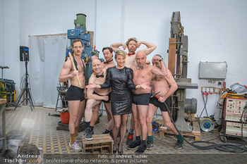 Fotoshooting zu Ladies Night - Kunsthalle Berndorf, NÖ - Di 09.02.2021 - Gruppenfoto (SPRENGER, FÄLBL, BERMOSER, HÖFNER, KOLAR, LOIDL, 54