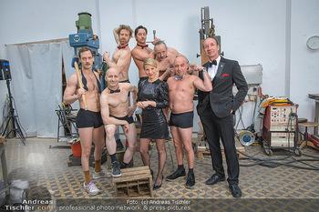 Fotoshooting zu Ladies Night - Kunsthalle Berndorf, NÖ - Di 09.02.2021 - Gruppenfoto (SPRENGER, FÄLBL, SEIDA, BERMOSER, HÖFNER, KOLAR, 56