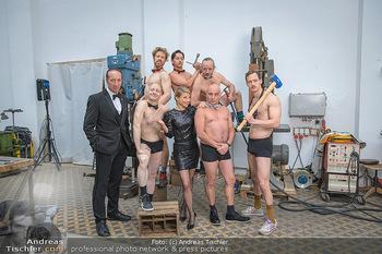 Fotoshooting zu Ladies Night - Kunsthalle Berndorf, NÖ - Di 09.02.2021 - Gruppenfoto (SPRENGER, FÄLBL, SEIDA, BERMOSER, HÖFNER, KOLAR, 57