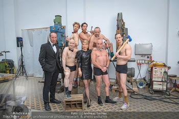 Fotoshooting zu Ladies Night - Kunsthalle Berndorf, NÖ - Di 09.02.2021 - Gruppenfoto (SPRENGER, FÄLBL, SEIDA, BERMOSER, HÖFNER, KOLAR, 59