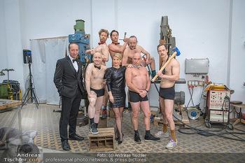 Fotoshooting zu Ladies Night - Kunsthalle Berndorf, NÖ - Di 09.02.2021 - Gruppenfoto (SPRENGER, FÄLBL, SEIDA, BERMOSER, HÖFNER, KOLAR, 60