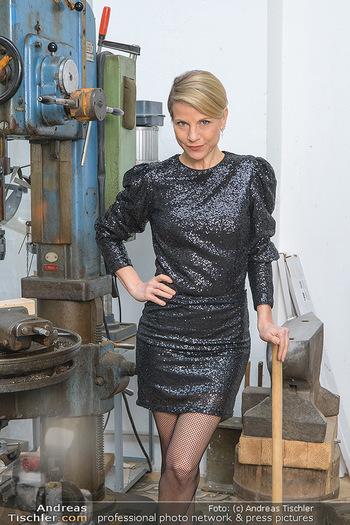 Fotoshooting zu Ladies Night - Kunsthalle Berndorf, NÖ - Di 09.02.2021 - Kristina SPRENGER119