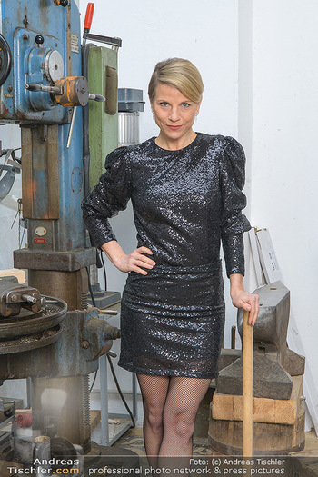 Fotoshooting zu Ladies Night - Kunsthalle Berndorf, NÖ - Di 09.02.2021 - Kristina SPRENGER120