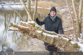 Spaziergang mit Andreas Kiendl - Lusthaus, Wien - Do 11.02.2021 - Andreas KIENDL1
