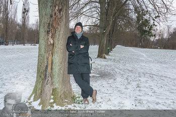 Spaziergang mit Andreas Kiendl - Lusthaus, Wien - Do 11.02.2021 - Andreas KIENDL3