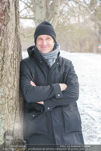 Spaziergang mit Andreas Kiendl - Lusthaus, Wien - Do 11.02.2021 - Andreas KIENDL (Portrait)4