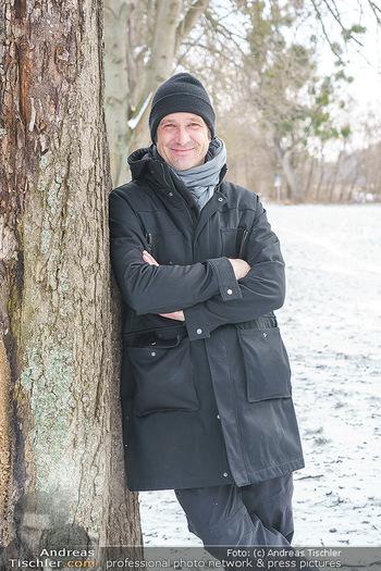 Spaziergang mit Andreas Kiendl - Lusthaus, Wien - Do 11.02.2021 - Andreas KIENDL (Portrait)5