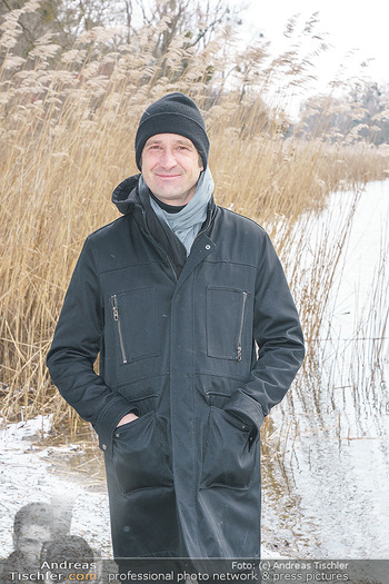 Spaziergang mit Andreas Kiendl - Lusthaus, Wien - Do 11.02.2021 - Andreas KIENDL (Portrait)8
