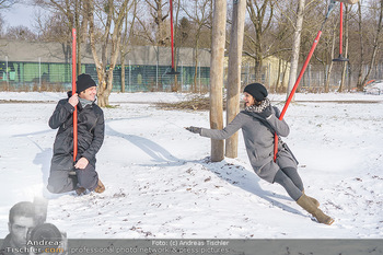 Spaziergang mit Andreas Kiendl - Lusthaus, Wien - Do 11.02.2021 - Andreas KIENDL (interviewt von Romina COLERUS)11