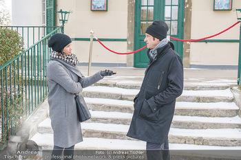 Spaziergang mit Andreas Kiendl - Lusthaus, Wien - Do 11.02.2021 - Andreas KIENDL (interviewt von Romina COLERUS)13