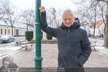 Spaziergang mit Boris Bukowski - Stammersdorf, Wien - Do 11.02.2021 - Boris BUKOWSKI1