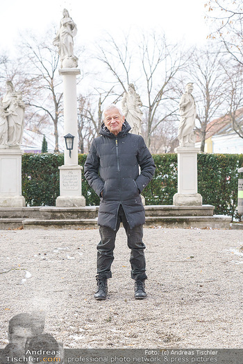 Spaziergang mit Boris Bukowski - Stammersdorf, Wien - Do 11.02.2021 - Boris BUKOWSKI2