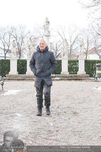Spaziergang mit Boris Bukowski - Stammersdorf, Wien - Do 11.02.2021 - Boris BUKOWSKI3