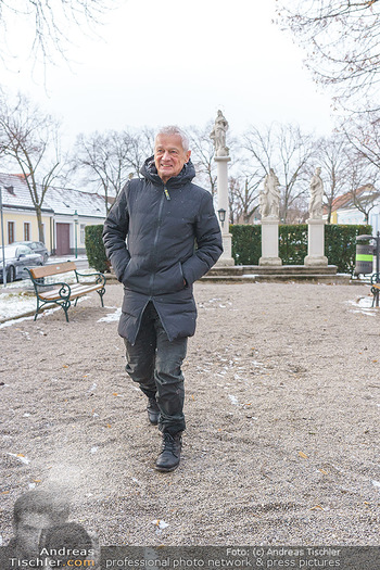 Spaziergang mit Boris Bukowski - Stammersdorf, Wien - Do 11.02.2021 - Boris BUKOWSKI4