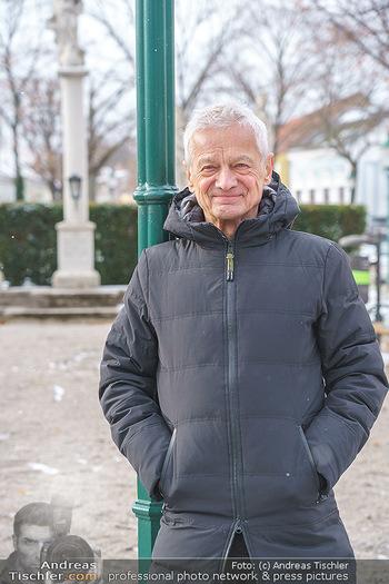 Spaziergang mit Boris Bukowski - Stammersdorf, Wien - Do 11.02.2021 - Boris BUKOWSKI (Portrait)6