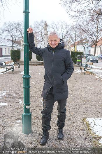 Spaziergang mit Boris Bukowski - Stammersdorf, Wien - Do 11.02.2021 - Boris BUKOWSKI8