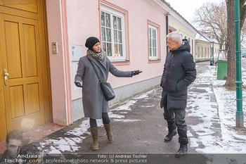 Spaziergang mit Boris Bukowski - Stammersdorf, Wien - Do 11.02.2021 - Boris BUKOWSKI (interviewt von Romina COLERUS)9