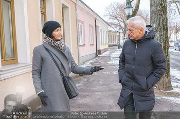 Spaziergang mit Boris Bukowski - Stammersdorf, Wien - Do 11.02.2021 - Boris BUKOWSKI (interviewt von Romina COLERUS)11