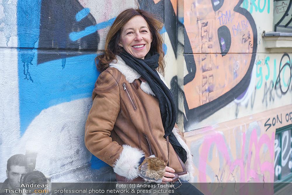 Spaziergang mit Julia Cencig - 2021-02-12 - Wien