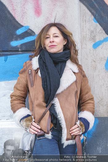 Spaziergang mit Julia Cencig - Wien - Fr 12.02.2021 - Julia CENCIG (Portrait)3