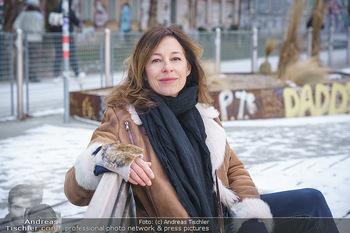 Spaziergang mit Julia Cencig - Wien - Fr 12.02.2021 - Julia CENCIG12