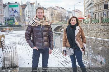 Spaziergang mit Julia Cencig - Wien - Fr 12.02.2021 - Julia CENCIG, Clemens TRISCHLER17